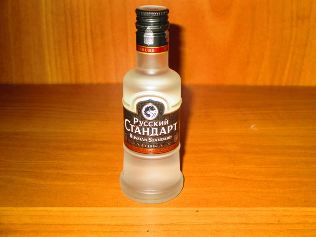 Vodka Russian Standard Mignon